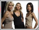 Tricia Helfer, Lucy Lawless i Grace Park